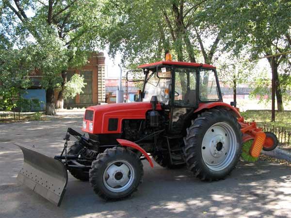 Липецкий тракторный завод (Липецк) / Заводы   450x600